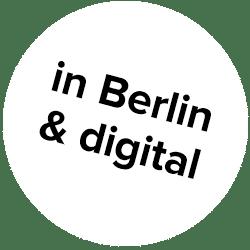Play - in Berlin und digital